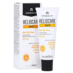 HELIOCARE 360° Gel oil-free SPF 50 50 Milliliter