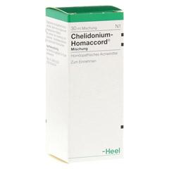 CHELIDONIUM-HOMACCORD Tropfen 30 Milliliter
