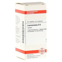 LAUROCERASUS D 6 Tabletten 80 Stück N1