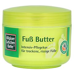 ALLGÄUER LATSCHENK. Fuß Butter Creme 200 Milliliter