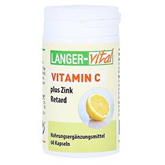 VITAMIN C 300 mg+Zink Depot Kapseln 60 Stück
