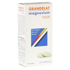 MAGNESIUM FORTE Grandel 300 mg Kautabletten 10 Stück
