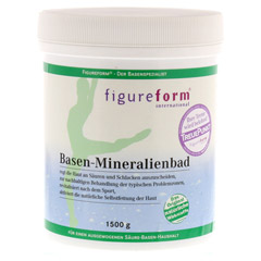 FIGUREFORM Basen Mineralien Bad 1500 Gramm