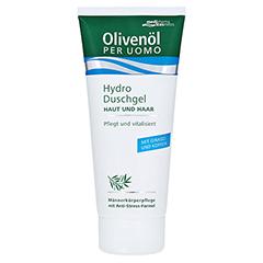 OLIVENÖL Per Uomo Hydro Dusche für Haut und Haar 200 Milliliter