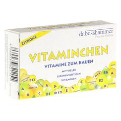 VITAMINCHEN Zitrone Kaubonbons 20 Stück