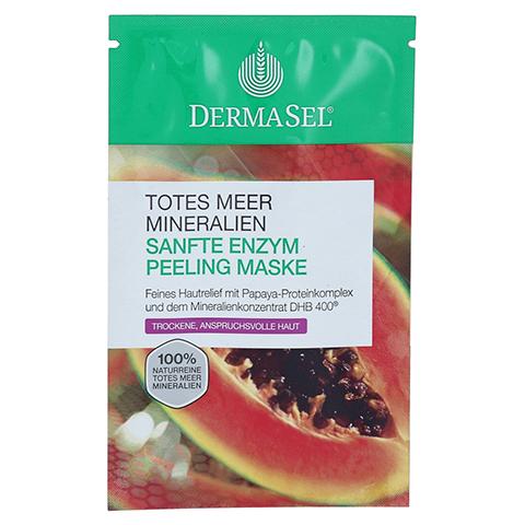 DERMASEL Maske Enzym Peeling SPA 12 Milliliter