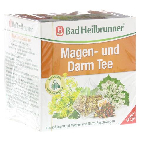 BAD HEILBRUNNER Tee Magen und Darm Pyramidenbeutel 15 Stück