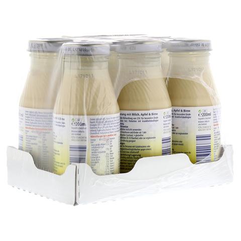 HIPP Trinknahrung Milch Apfel Birne 6x200 Milliliter