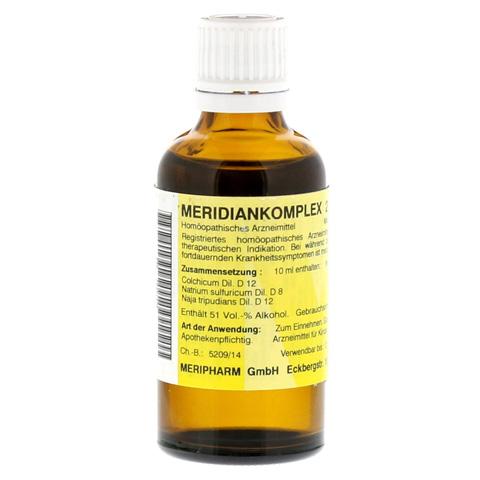 MERIDIANKOMPLEX 2 Tropfen zum Einnehmen 50 Milliliter N1