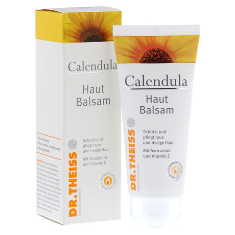 DR.THEISS Calendula Hautbalsam 100 Milliliter