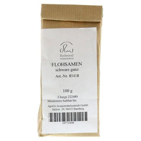 FLOHSAMEN GANZ 100 Gramm
