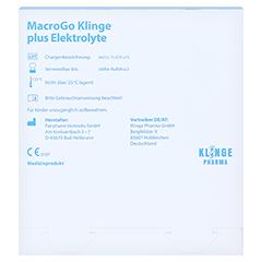 MACROGO Klinge plus Elektrolyte Plv.z.H.e.L.z.E. 50 Stück - Rückseite