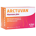 ARCTUVAN Mannose plus Sticks 30x5 Gramm