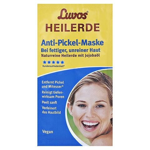 Luvos Heilerde Gesichtsmaske Beutel 15 Milliliter