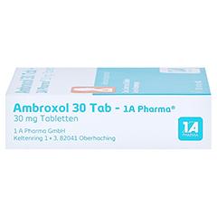 Ambroxol 30 Tab-1A Pharma 20 Stück N1 - Rechte Seite