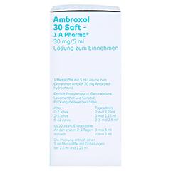 Ambroxol 30 Saft-1A Pharma 100 Milliliter N1 - Linke Seite