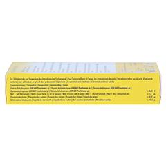 Freestyle Precision Blutzucker Teststreifen ohne Codieren 50 Stück - Rechte Seite