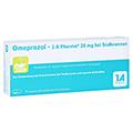 Omeprazol-1A Pharma 20mg bei Sodbrennen 7 Stück