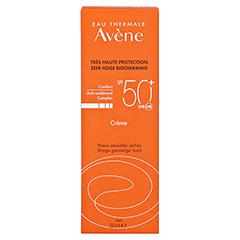 Avène Sonnencreme SPF 50+ 50 Milliliter - Rückseite