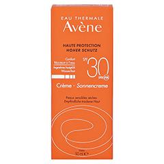 Avène Sunsitive Sonnencreme SPF 30 50 Milliliter - Vorderseite
