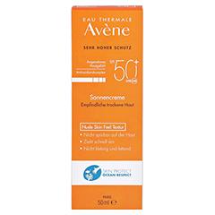 Avène Sonnencreme SPF 50+ 50 Milliliter - Vorderseite
