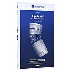 EPITRAIN Bandage Gr.6 schwarz 1 Stück