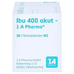 Ibu 400 akut-1A Pharma 30 Stück N2 - Rechte Seite