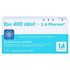 Ibu 400 akut-1A Pharma 30 Stück N2 - Rückseite