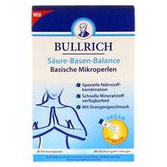 BULLRICH SBB basische Mikroperlen Granulat 28 Stück - Vorderseite