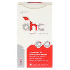 AHC forte Antitranspirant flüssig 50 Milliliter - Vorderseite