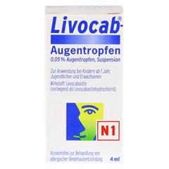 Livocab 4 Milliliter N1 - Vorderseite