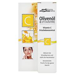 OLIVENÖL & Vitamin C Frischekonzentrat 15 Milliliter - Vorderseite