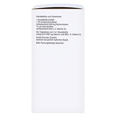 IDEOS 500 mg/400 I.E. Kautabletten 90 Stück - Linke Seite
