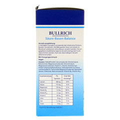 BULLRICH SBB basische Mikroperlen Granulat 28 Stück - Linke Seite