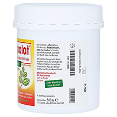 IPALAT Halspastillen mild 400 Stück - Linke Seite