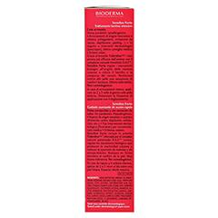 BIODERMA Sensibio forte Creme 40 Milliliter - Linke Seite