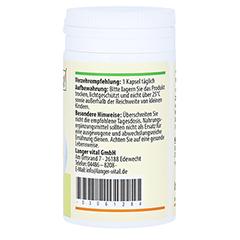 VITAMIN C 300 mg+Zink Depot Kapseln 60 Stück - Linke Seite