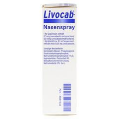 Livocab 10 Milliliter N1 - Linke Seite