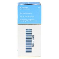 BIOCHEMIE DHU 21 Zincum chloratum D 6 Tabletten 80 Stück N1 - Rechte Seite