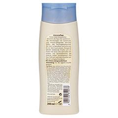 LUVOS Naturkosmetik Cremedusche mit Orangenöl 200 Milliliter - Rückseite
