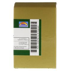 NACHTKERZENÖL 500 mg pro Kapsel 80 Stück - Rückseite