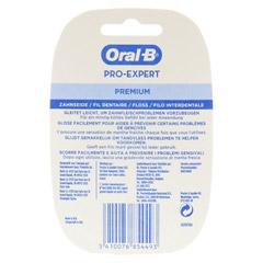 ORAL B ProExpert PremiumFloss 40 m 1 Stück - Rückseite