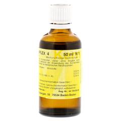 MERIDIANKOMPLEX 4 Tropfen zum Einnehmen 50 Milliliter N1 - Rückseite