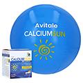 CALCIUM SUN 500 Direkt Portionssticks + gratis Avitale Wasserball 60 Stück