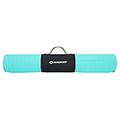 Schildkröt Fitness Yogamatte im Carrybag, grün, 4 mm