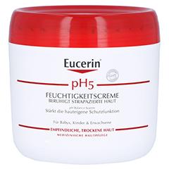 EUCERIN pH5 Soft Körpercreme empfindliche Haut 450 Milliliter