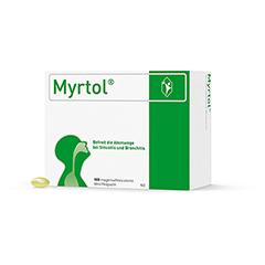 MYRTOL magensaftresistente Weichkapseln 100 Stück N3