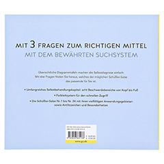 GU Quickfinder Schüßler-Salze 1 Stück - Rückseite