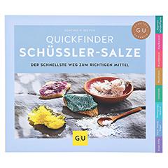 GU Quickfinder Schüßler-Salze 1 Stück
