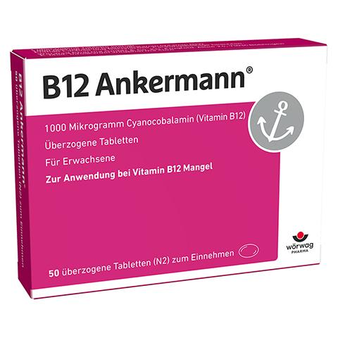 B12 Ankermann 50 Stück N2
